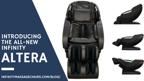 massage chair infinity altera new massage chair