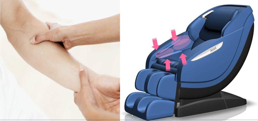 massage chair infinity altera arm airbag massage