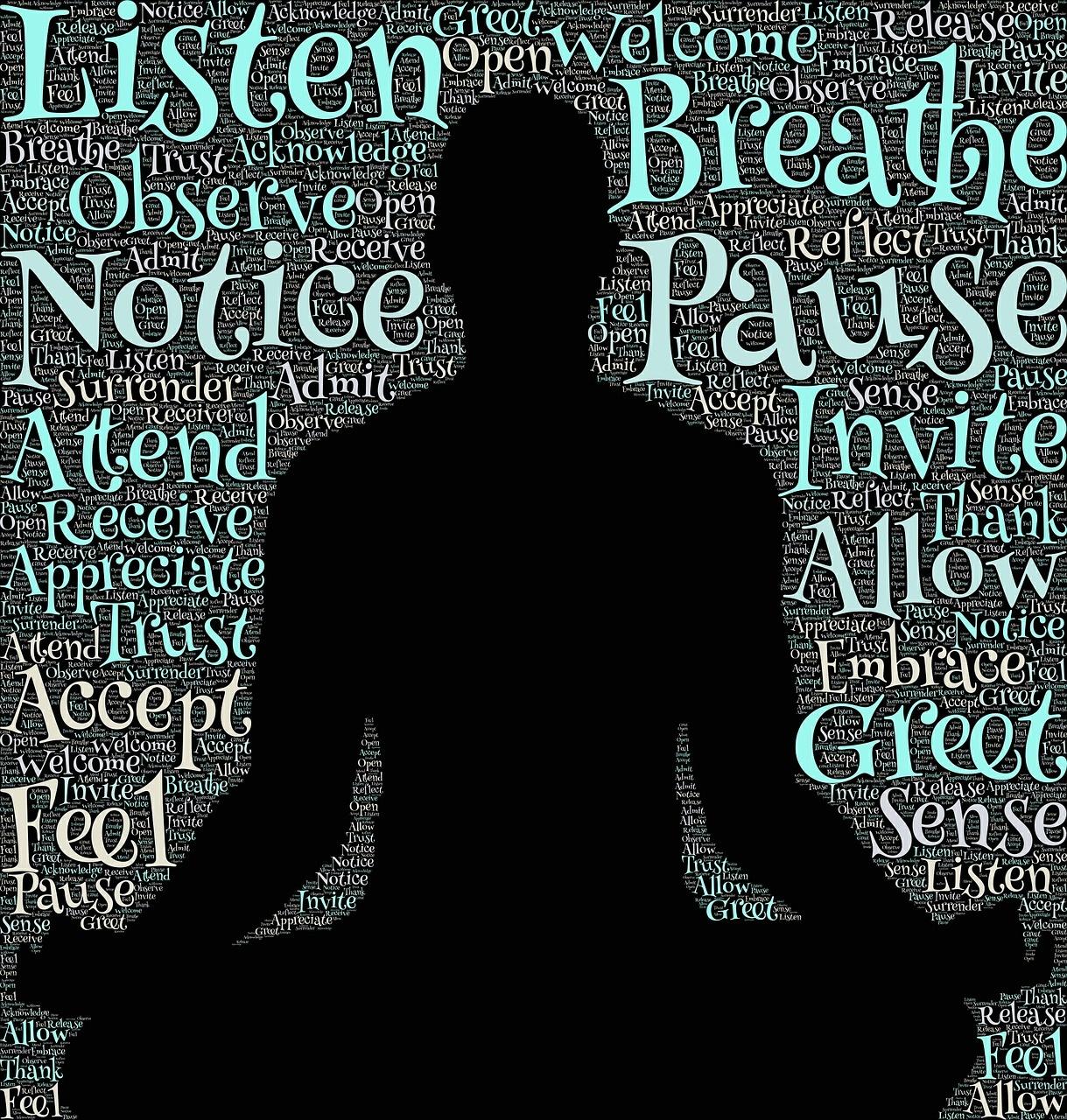 Meditation breathing