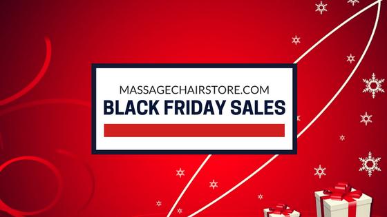 MassageChairStore.com Black Friday Sales