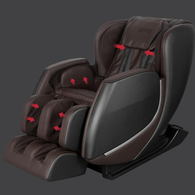 Airbag Compression Massage photo