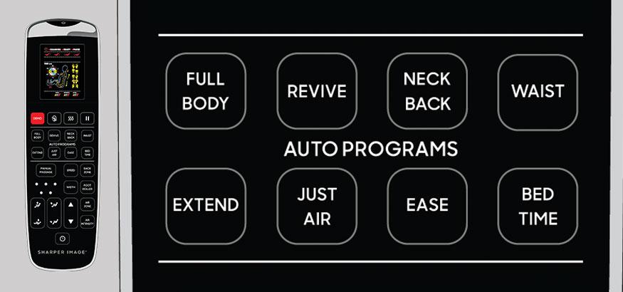 8 Automatic Programs, Plus Quick Demo photo