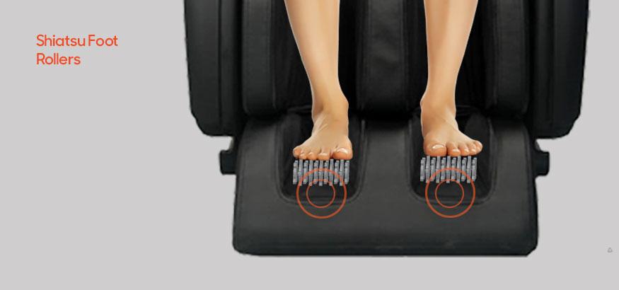 Shiatsu Foot Roller Reflexology photo