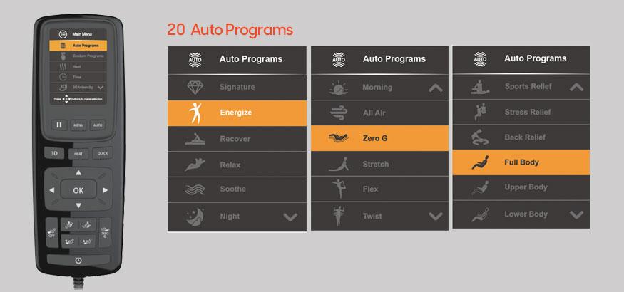 20 Auto Programs photo