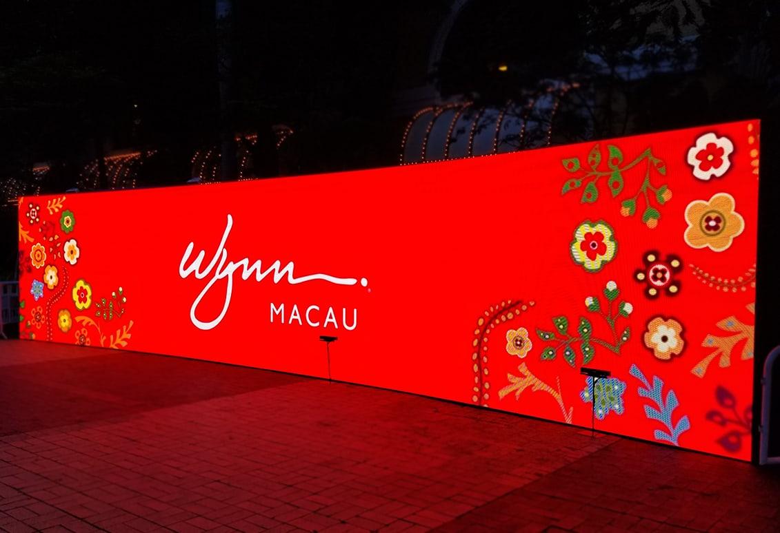 Wynn Macau Luxury Hotel