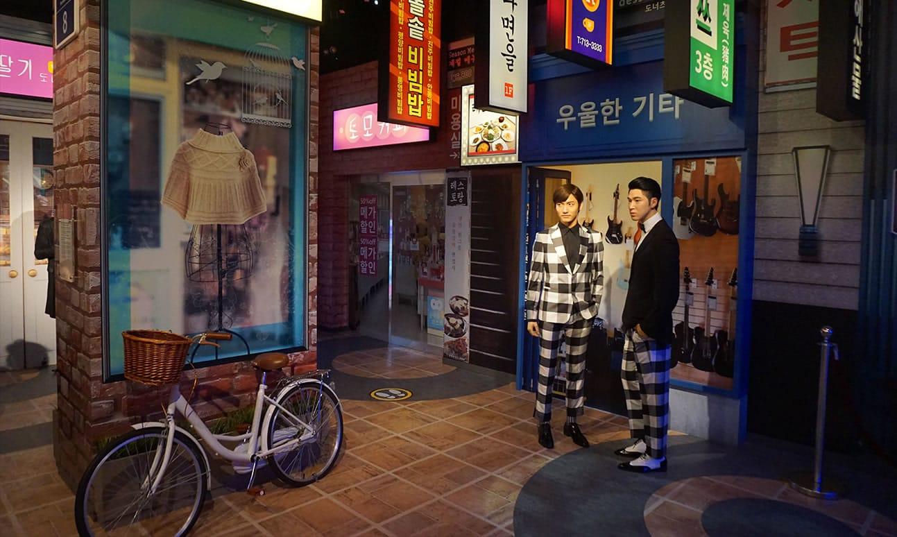 香港杜莎夫人蜡像馆 banner