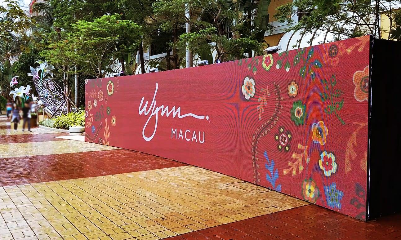 Wynn Macau Luxury Hotel banner
