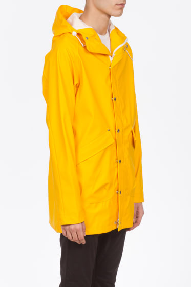 SHOP Men - PENFIELD: Kingman Waterproof Jacket - Yellow - Coats ...