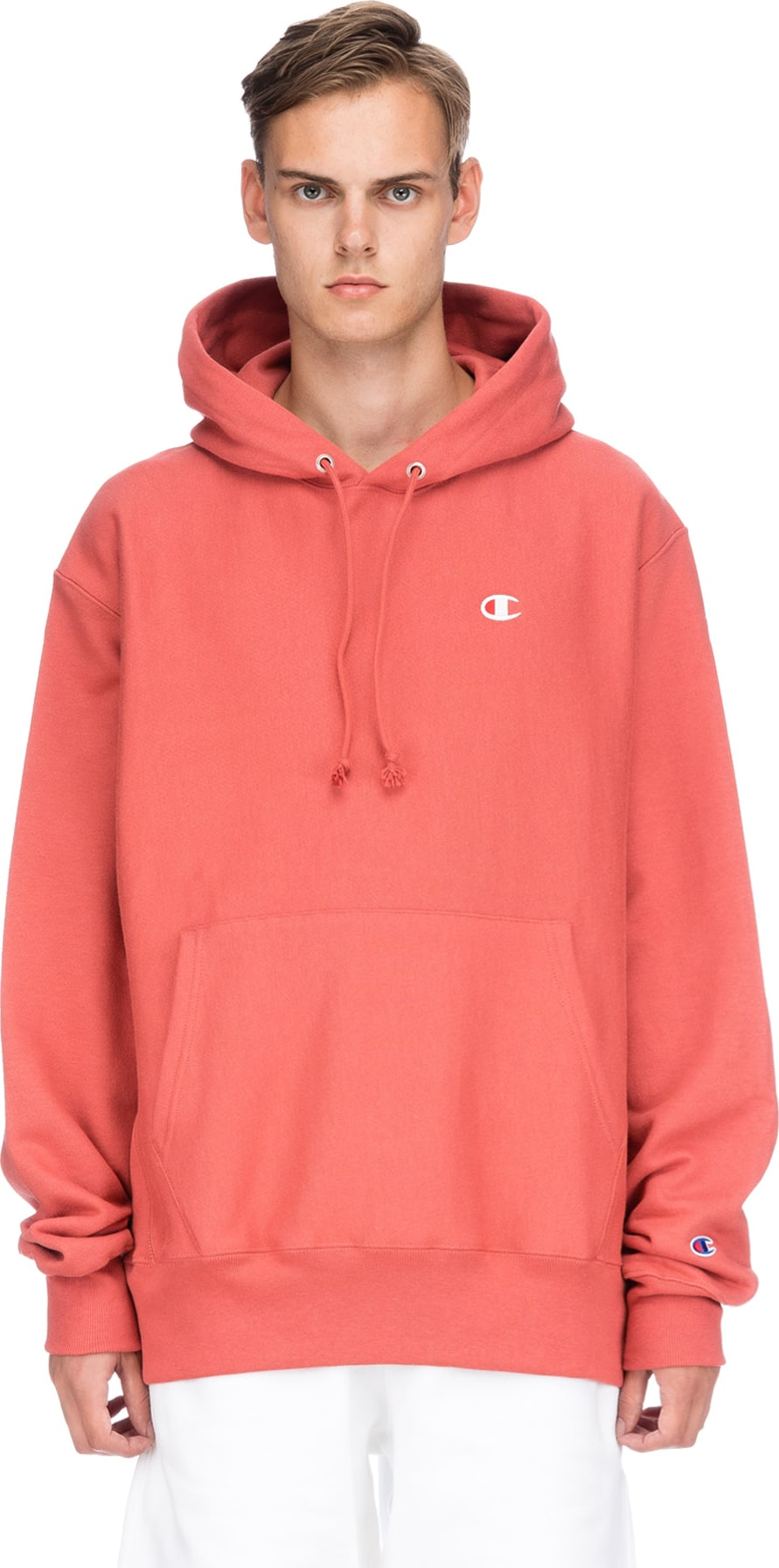 Pullover Pink Hoodie Reverse Champion Weave Picante OZiuTPkXw
