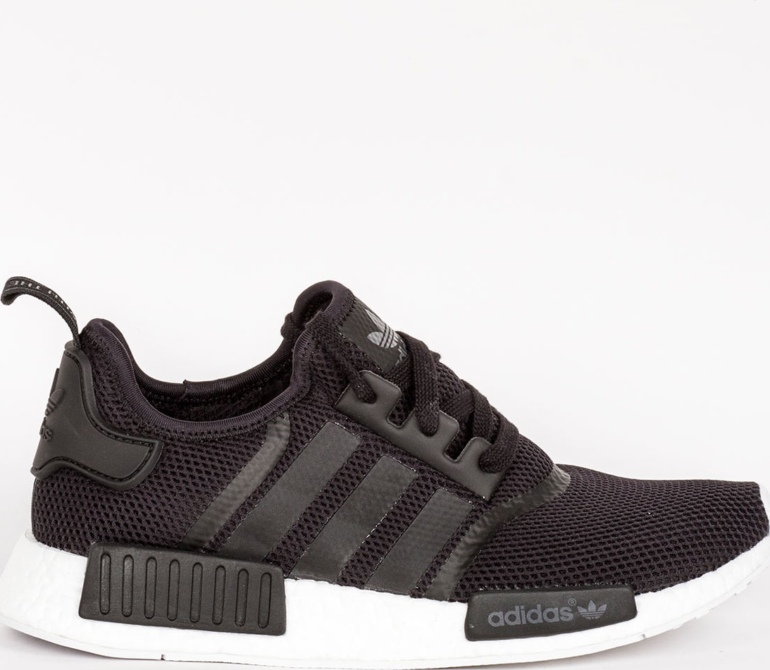 sports shoes 6924f a0cfd adidas Originals - NMD Runner 1 Sneakers - Black