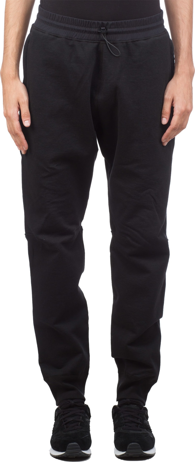 freds world navy terry pants