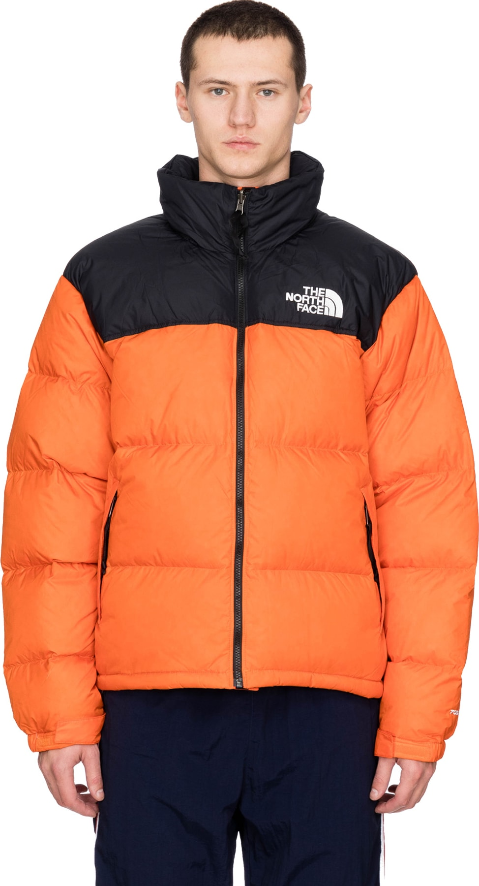 the North Face  1996 Retro Nuptse Jacket - Persian Orange  b8b8d3433