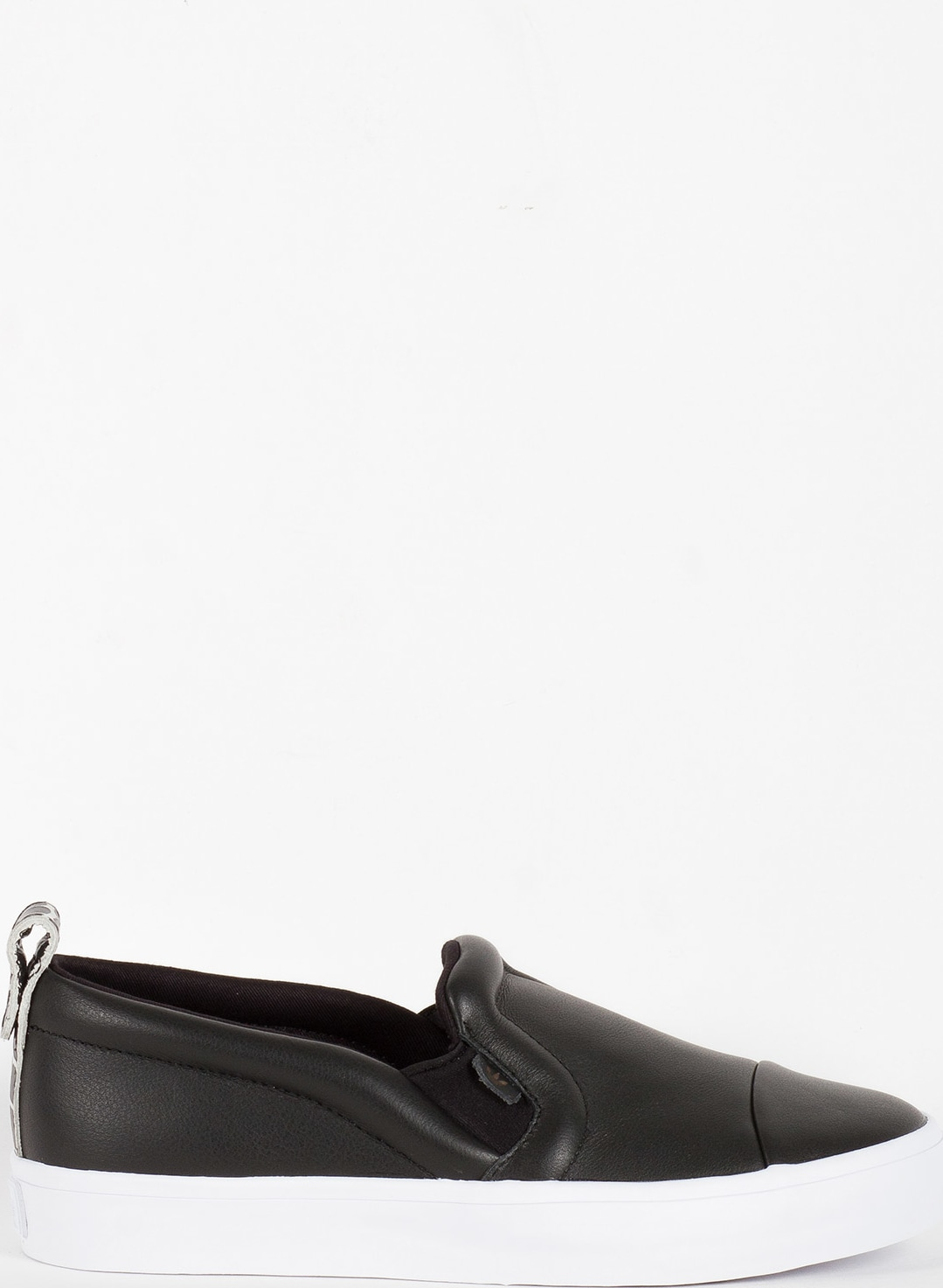 huge discount 203fc d9c1c adidas Originals. Honey 2.0 Slip-On Sneakers - Core Black White