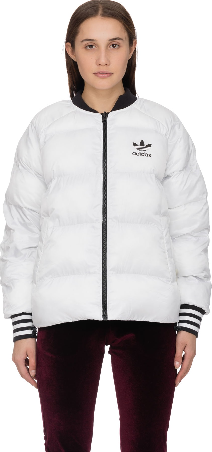 adidas Damen Jacken Zu verkaufen adidas SST Reversible
