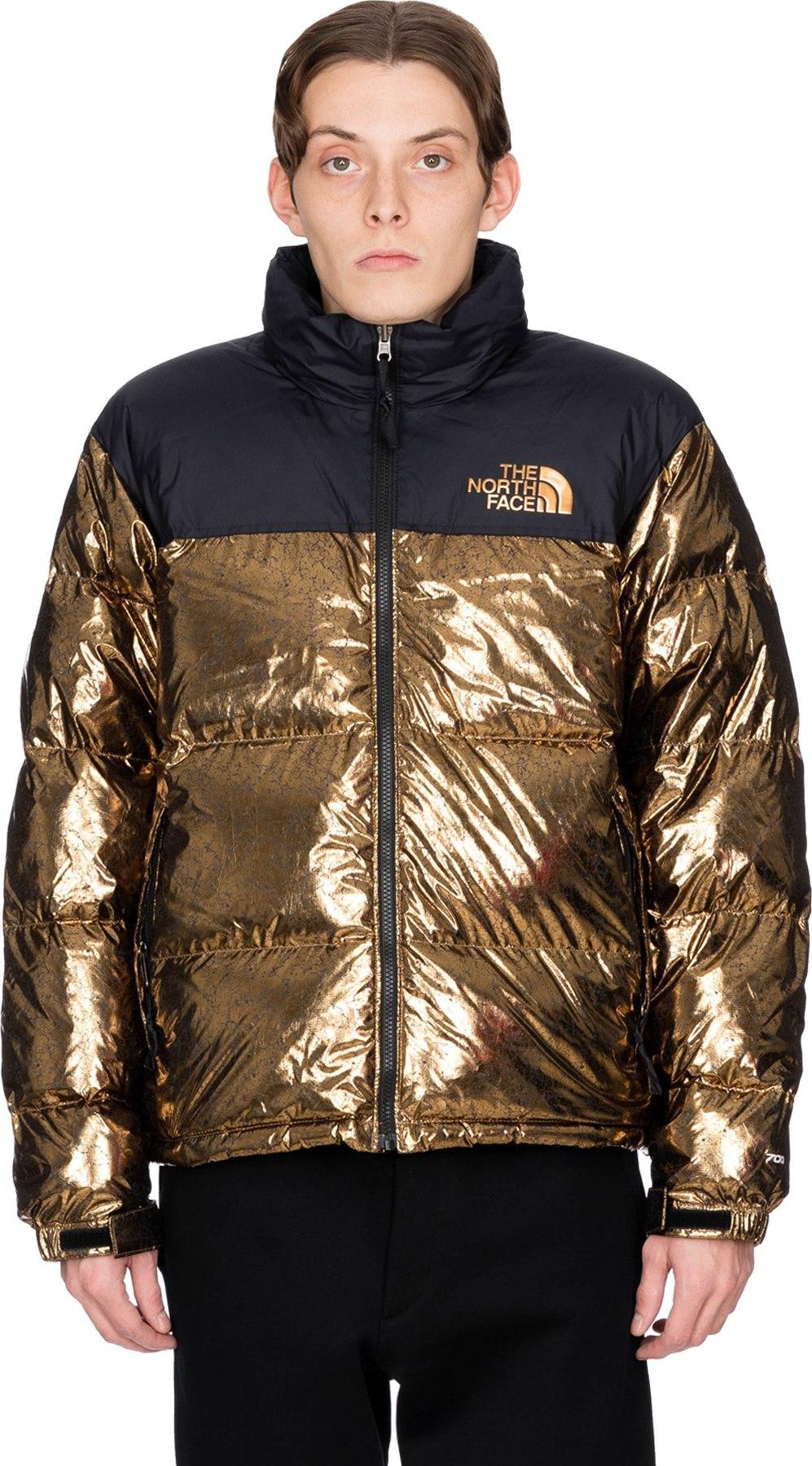 3d01ebb2f The North Face - 1996 Retro Nuptse Jacket - Metallic Copper