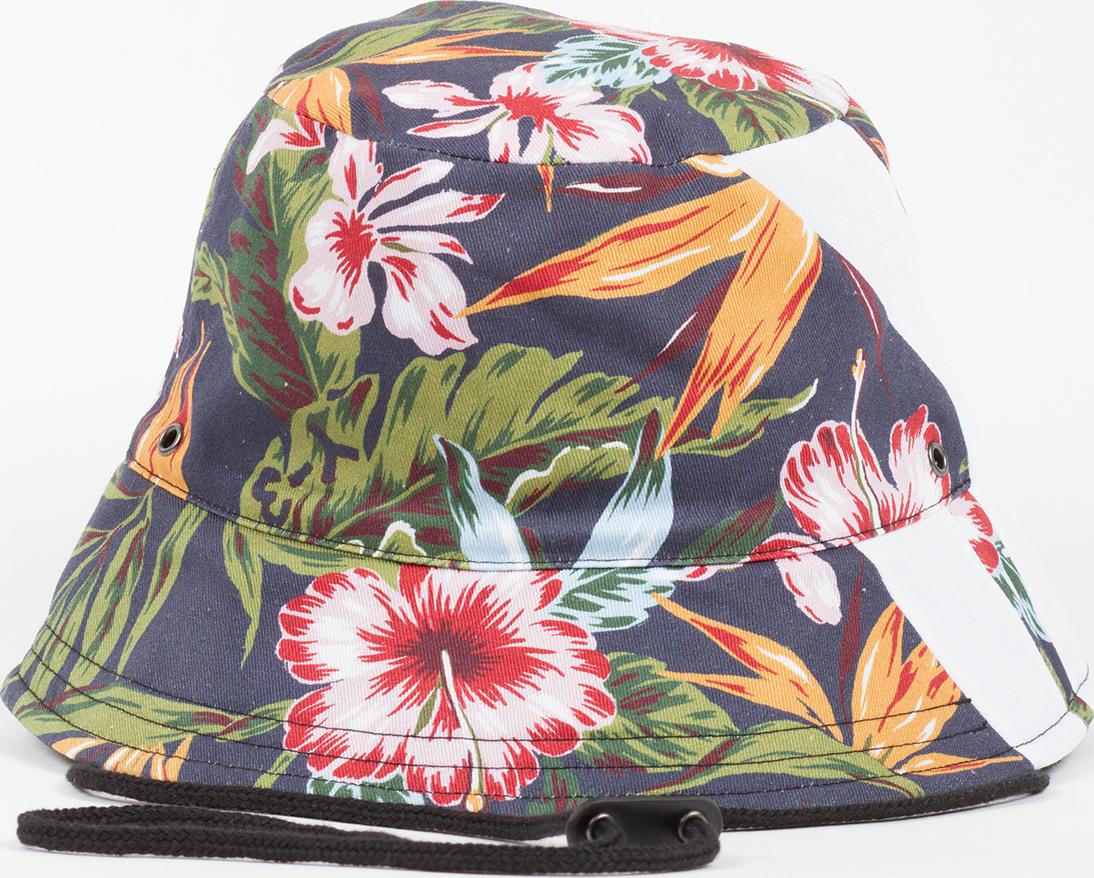 8bccbcee2c4eca Y-3: Summer Bucket Hat - White Floral | Influence U