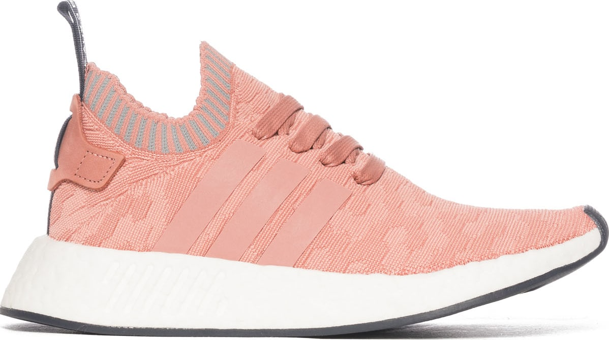 SHOP Women - ADIDAS ORIGINALS: NMD R2 PK - Raw Pink /Raw Pink /Grey Three -  Footwear, Sneakers | INFLUENCE U