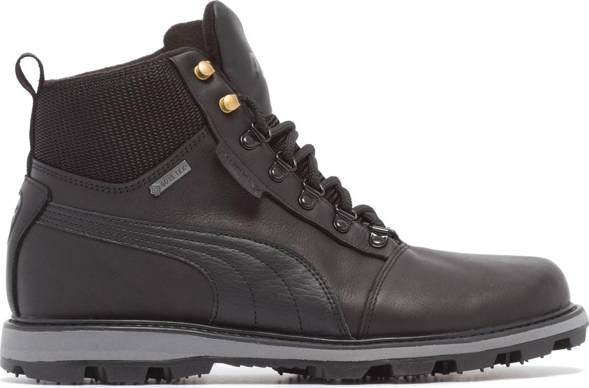 07e91c8ad1e ... SHOP Men - PUMA Tatau Fur GORE-TEX® Boots - Black - Footwear