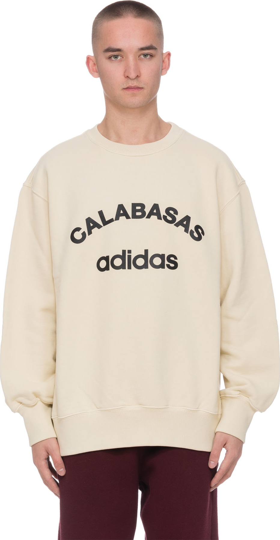 adidas yezzy pullover
