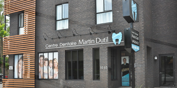 Centre Dentaire Martin Dutil