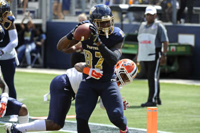 FIU Tight End Jonnu Smith gets a TD versus UTEP 2015