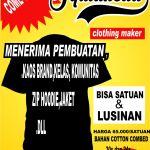 Squidhead Cloth Banner — Info Temanggung