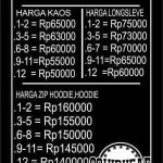 Squidhead Cloth Price List — Info Temanggung