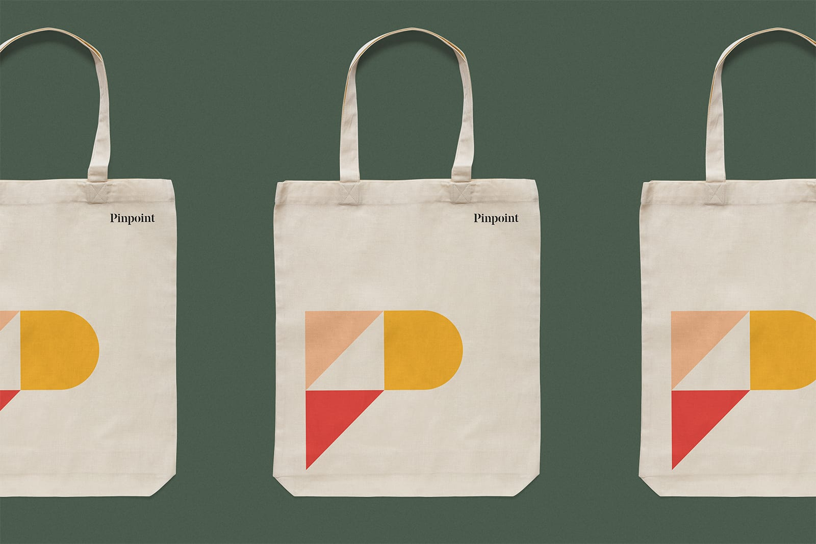 Pinpoint Tote Bag
