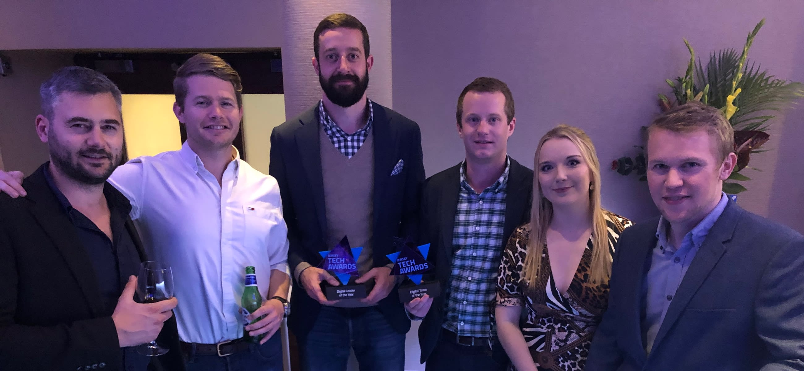 Jersey Tech Awards Winner