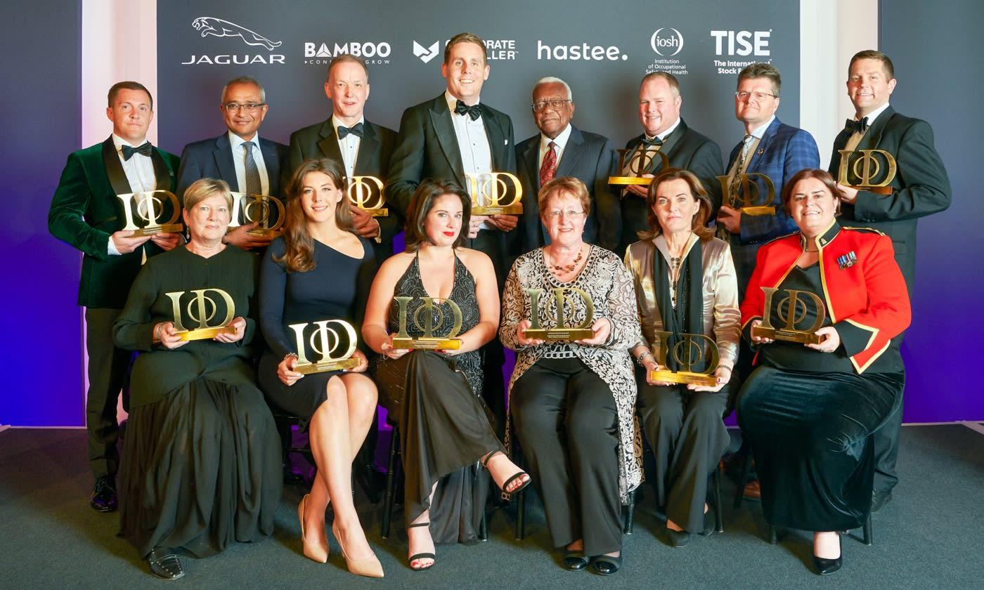 Tom Hacquoil IoD Award