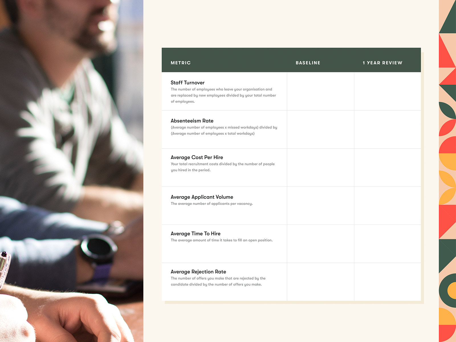 Employee Value Proposition Template