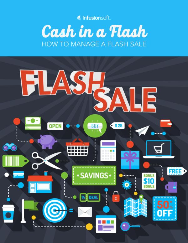 Cash in a Flash: How to Manage a Flash Sale