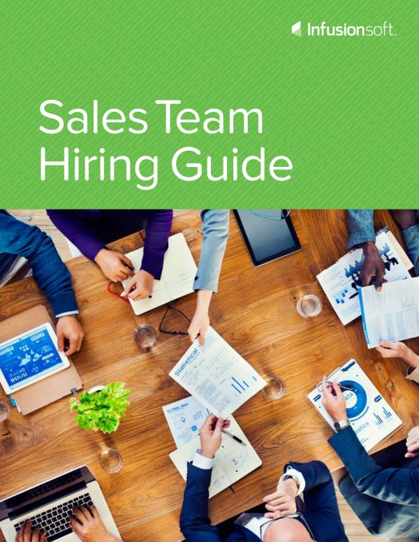 Sales Team Hiring Guide
