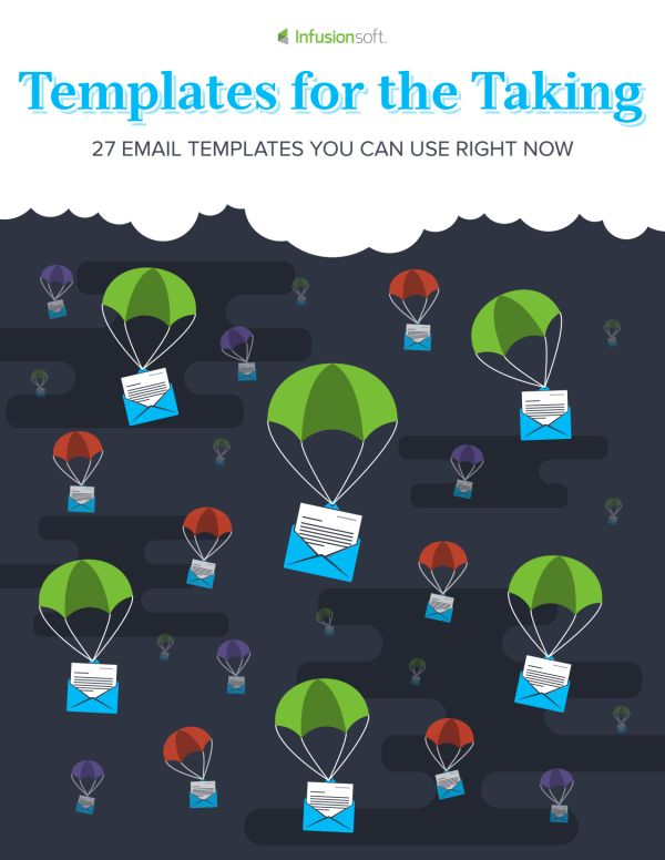 Templates for the Taking: 27 Email Templates You Can Use Right Now