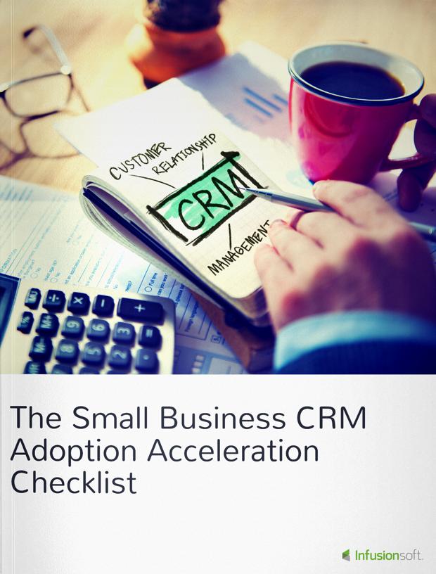 Small Business CRM Adoption Acceleration Checklist