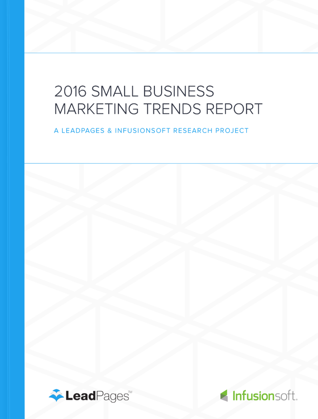 2016 Small Business Marketing Trends Report