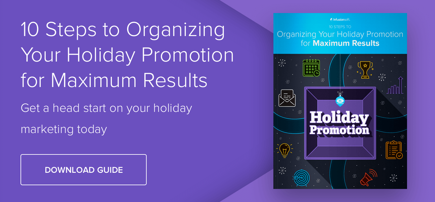 10 Steps to boost sales this holiday season - Download now