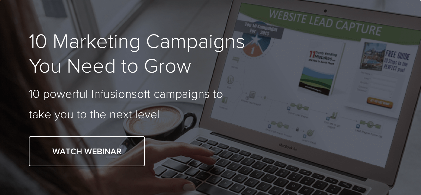 10 Marketing Campaigns you Need to Grow - Download Now