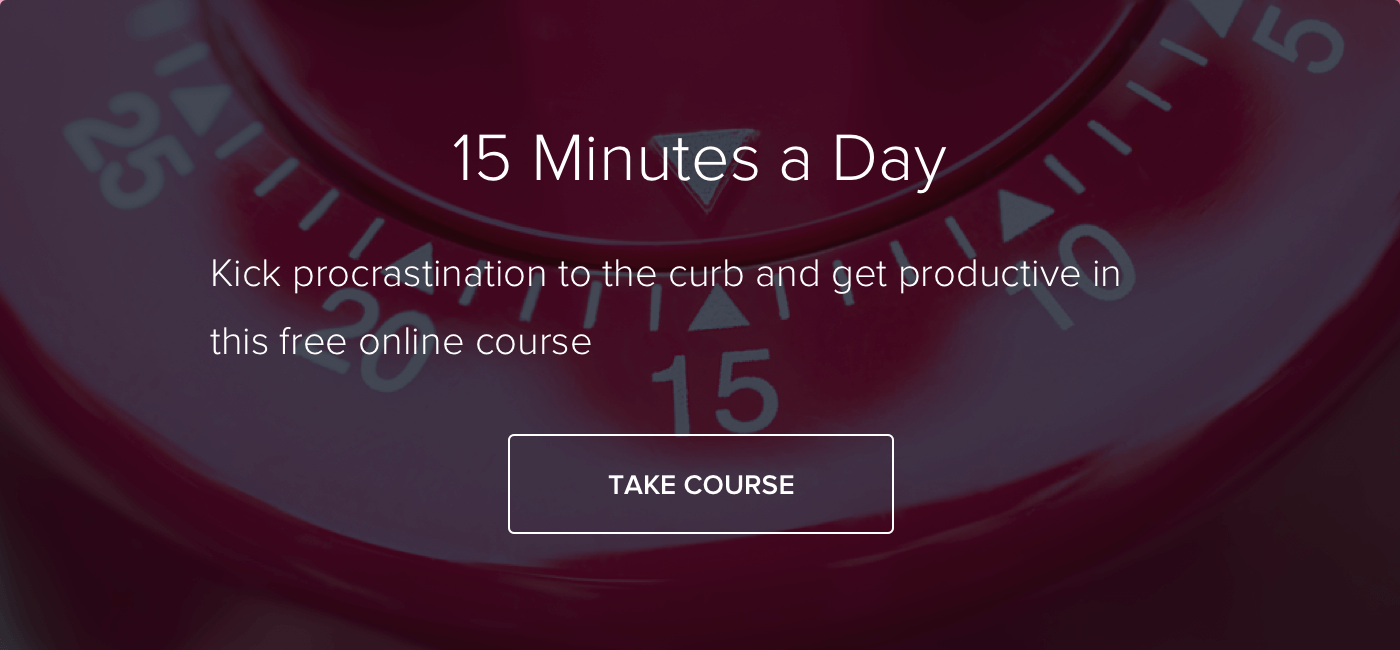 15 Minutes a Day - Download now