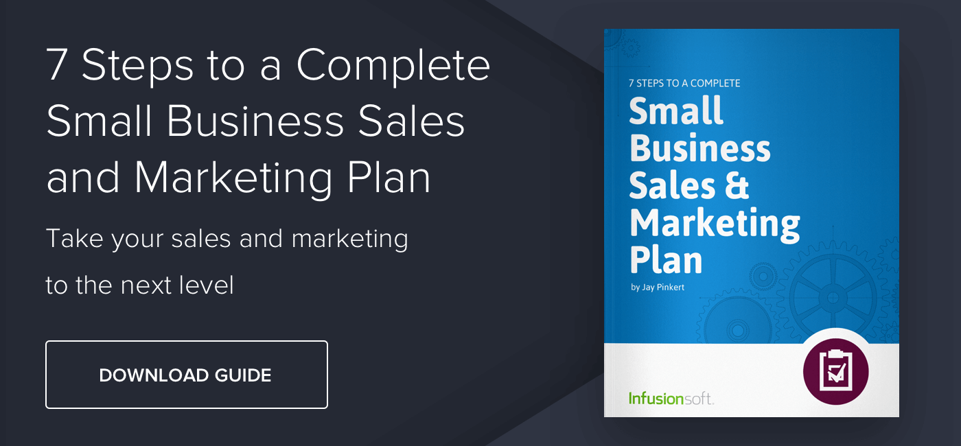 7 Steps to a Complete Small Business Plan - Download Now