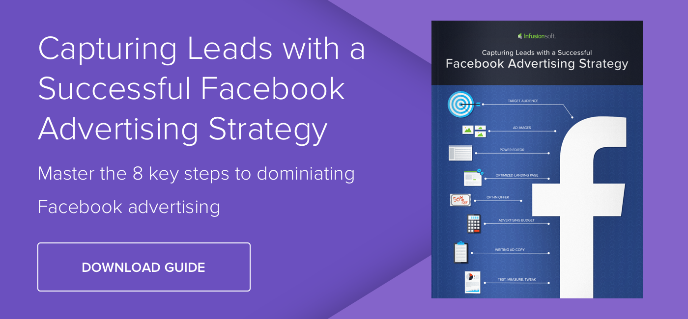 Capturing Leads with a Successful Facebook Advertising Strategy - Download Now