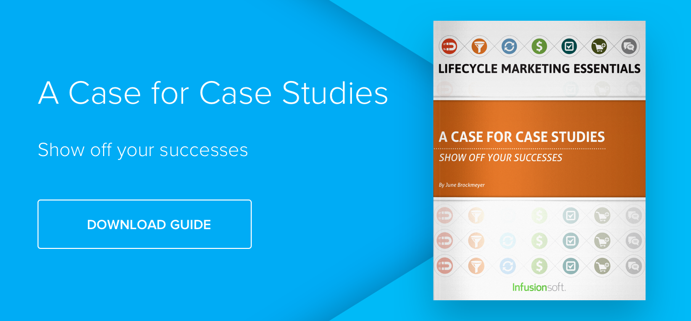 A Case for Case Studies - Download Now