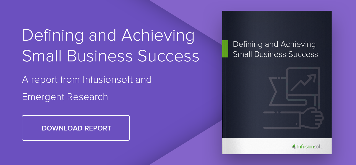 Defining and Achieving Small Business Success - Download Now