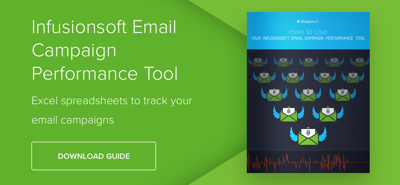 Infusionsoft Email Campaign Performance Tool - Download Now
