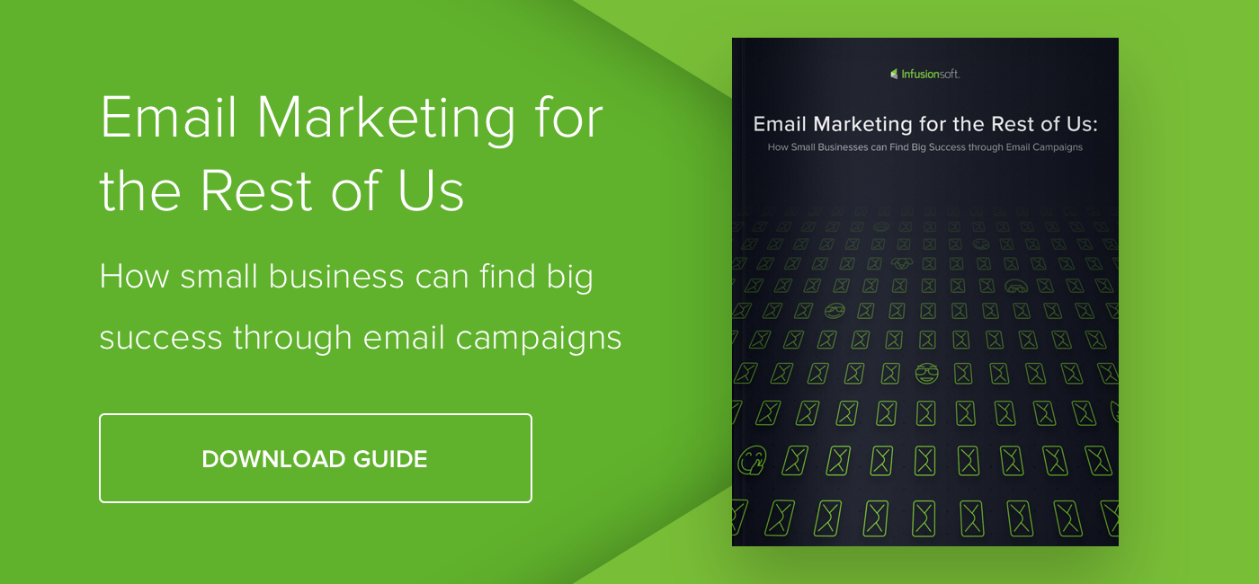 Email Marketing for the Rest of Us - Download Now