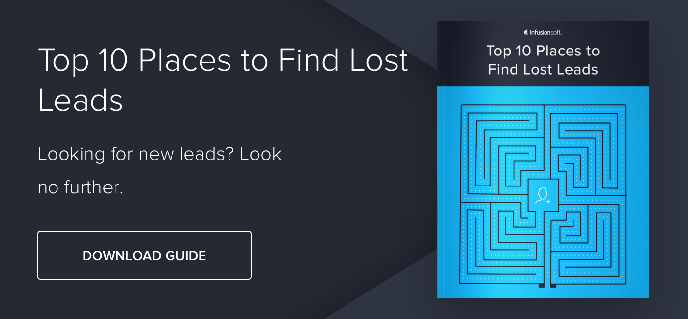 Top 10 Places to Find Lost Leads - Download Now