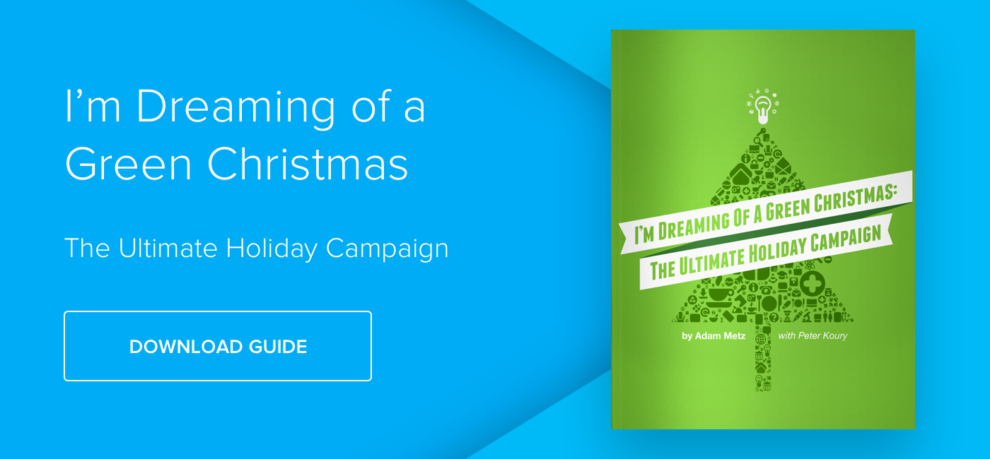 I'm Dreaming of a Green Christmas - Download Now
