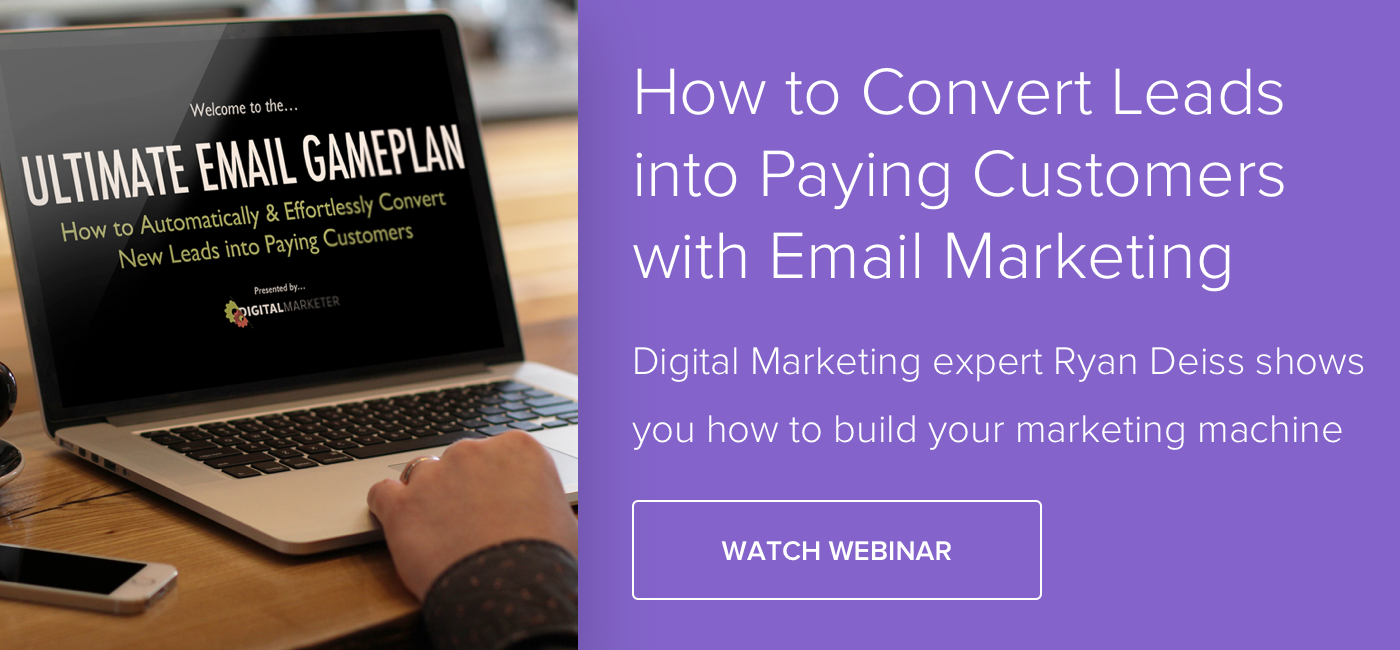 How to Convert Leads into Paying Customers with Email Marketing - Download Now