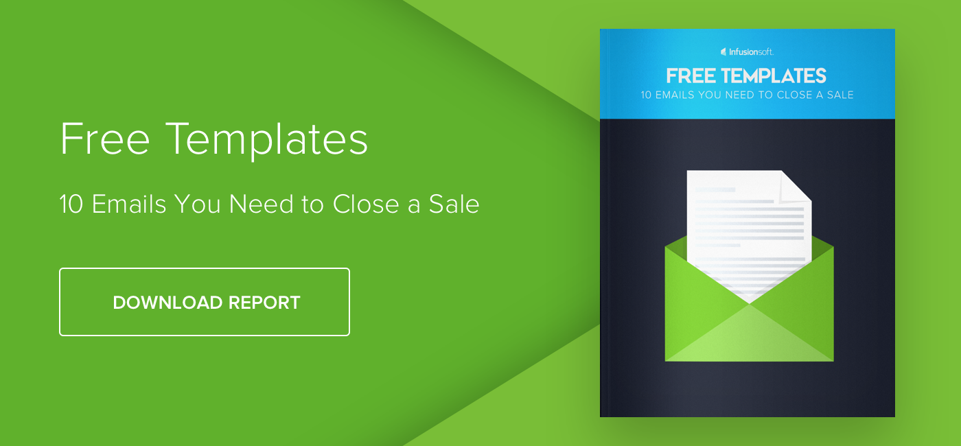 Free Email Templates: 10 Emails You Need to Close a Sale - Download Now