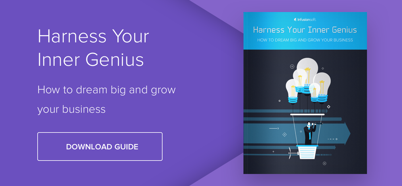 Harness Your Inner Genius: How to Dream Big and Grow Your Business - Download Now